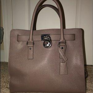 Barely used MK Hamilton bag